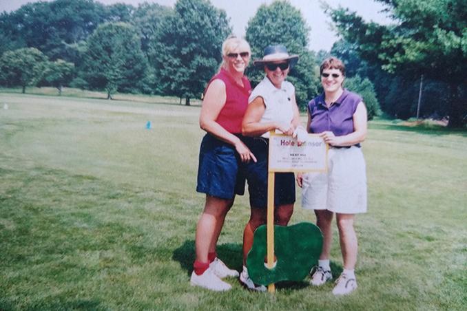 VP Trish: National Golf