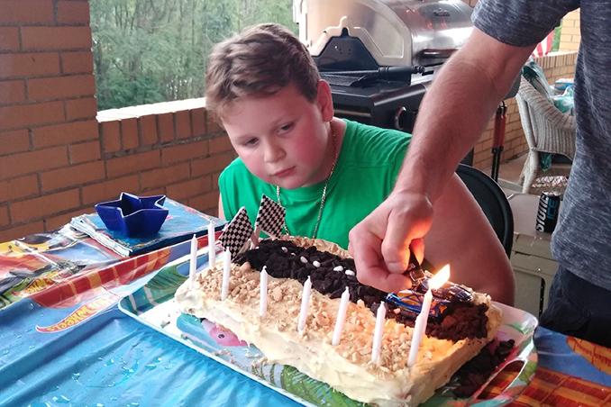 VP Trish: Another Birthday Celebration!