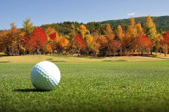 VP Trish: National Golf Results